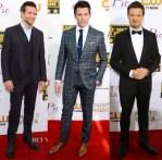 2014 Critics' Choice Movie Awards Menswear Roundup