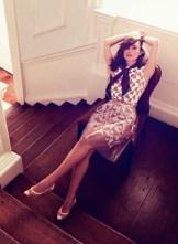 Fendi top and skirt