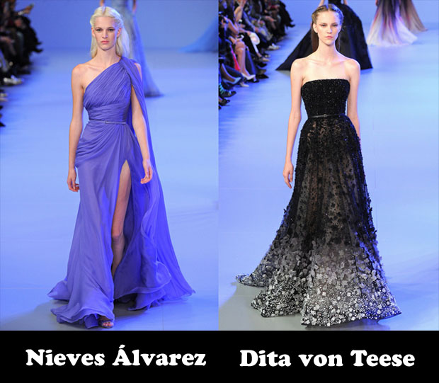 Elie Saab Spring 2014 Couture Red Carpet Wish List Red