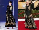 Helen Mirren In Escada - 2014 SAG Awards