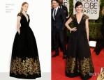 Julianna Margulies In Andrew Gn - 2014 Golden Globe Awards