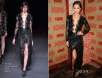 Jamie Chung In Julien Macdonald - HBO's Golden Globe Awards After-Party