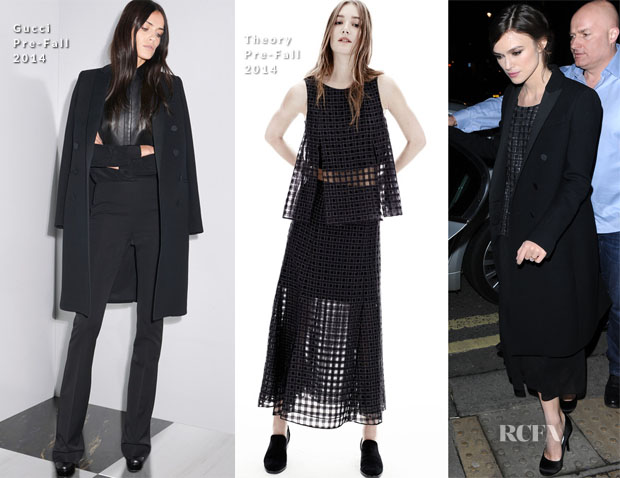 Keira Knightley In Theory & Gucci - The Graham Norton Show
