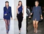 Rita Ora In Vionnet - Jay-Z's Pre Grammy Party
