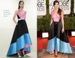 Sandra Bullock In Prabal Gurung - 2014 Golden Globe Awards