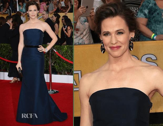 Jennifer Garner In Max Mara – 2014 SAG Awards