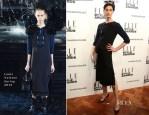 Erin O'Connor In Louis Vuitton - Elle Style Awards 2014
