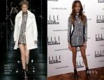 Jourdan Dunn In Tom Ford - Elle Style Awards 2014