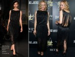 Maria Bello In Nicholas Oakwell Couture - 7th Annual Hollywood Domino and Bovet 1822 Gala
