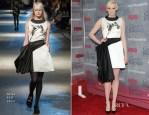 Gwendoline Christie In Giles - 'Game Of Thrones' Season 4 New York Premiere