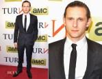 Jamie Bell In Dior Homme - 'Turn' Series Premiere