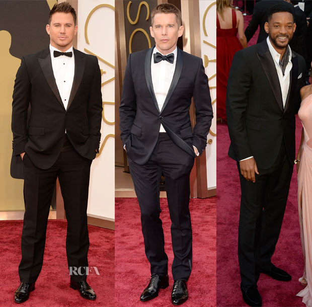 Oscars men 3  Red Carpet Fashion Awards