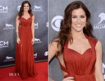 Cassadee Pope In Maria Lucia Hohan - ACM Awards 2014