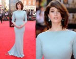 Gemma Arterton In Prada - Laurence Olivier Awards 2014
