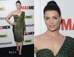 Jessica Pare In Antonio Berardi  - 'Mad Men' Season 7 LA Premiere