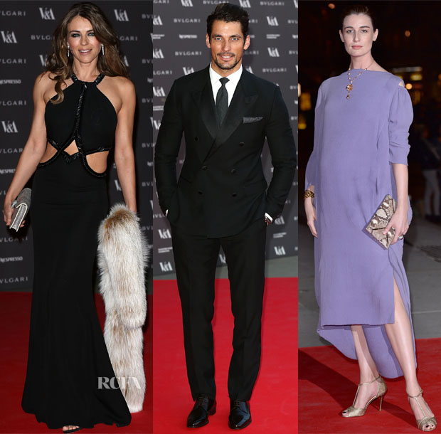 The Glamour of Italian Fashion Exhibition Red Carpet Roundup