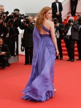 Jessica Chastain in Elie Saab Couture