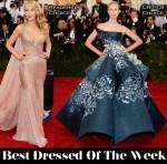 Best Dressed Of The Week - Blake Lively In Gucci Premiere, Karolina Kurkova In Marchesa, Benedict Cumberbatch In Ralph Lauren & Douglas Booth In Burberry
