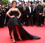 Cheryl Cole In Monique Lhuillier - 'Foxcatcher' Cannes Film Festival Premiere