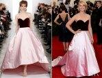 Claire Danes In Oscar de la Renta - 2014 Met Gala