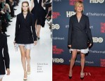Julia Roberts In Christian Dior - 'The Normal Heart' New York Premiere