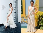 Lea Michele In Juan Carlos Obando - 'Legends Of Oz: Dorothy's Return' LA Premiere