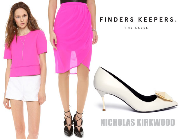 Mindy Kaling findersKEEPERS