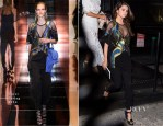 Selena Gomez In Gucci - Out In New York City