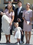 Princess Leonore of Sweden's Christening