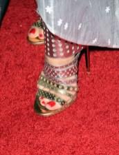 Bellamy Young's Jimmy Choo 'Malika' sandals