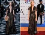 Brie Larson In Diane Von Furstenberg - 2014 CFDA Fashion Awards