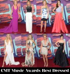 Who Was Your Best Dressed At The CMT Music Awards?