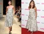 Jenna Coleman In Paul & Joe - Glamour Women Of The Year Awards