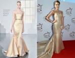Jessica Alba In Romona Keveza - Magnum Golden Butterfly Awards