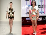 Keke Palmer In Alon Livné - 2014 BET Awards