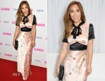 Myleene Klass In Myleene Klass - Glamour Women Of The Year Awards