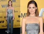 Rose Byrne In Max Mara - Women In Film 2014 Crystal + Lucy Awards