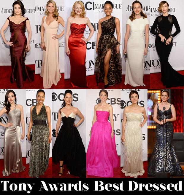 Tony Awards Best Dressed 2