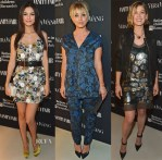 Vanity Fair and Vera Wang Celebrate the Opening of the Designer's New Rodeo Drive Boutique