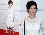 Audrey Tautou In Dolce & Gabbana - 'Magic In The Moonlight' New York Premiere