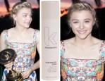 Get The Look: Chloe Moretz' Saturn Awards Braided Updo