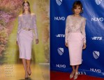 Jennifer Lopez In Zuhair Murad Couture -  LULAC/NUVOtv Unity Luncheon