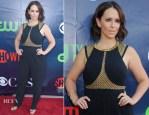 Jennifer Love Hewitt In Sass & Bide - CBS, CW And Showtime Party