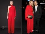 Julia Roberts In Valentino - 2014 Creative Arts Emmy Awards