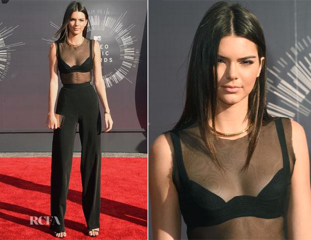 Kendall Jenner In Alon Livne - 2014 MTV Video Music Awards #VMA