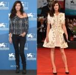 Anna Mouglalis In Chanel & Chanel Couture - 'Il Giovane Favoloso' Venice Film Festival Photocall & Premiere