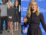 Reese Witherspoon In Saint Laurent - 'The Good Lie' Toronto Film Festival Press Conference