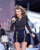 Taylor Swift in Sass & Bide