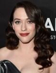 Get The Look: Kat Dennings  amfAR LA Inspiration Gala Makeup