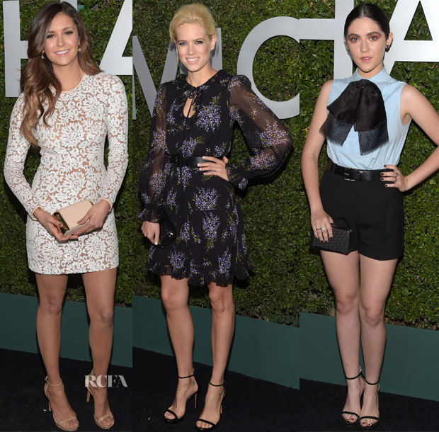 Michael Kors Claiborne Swanson Frank's 'Young Hollywood' 2